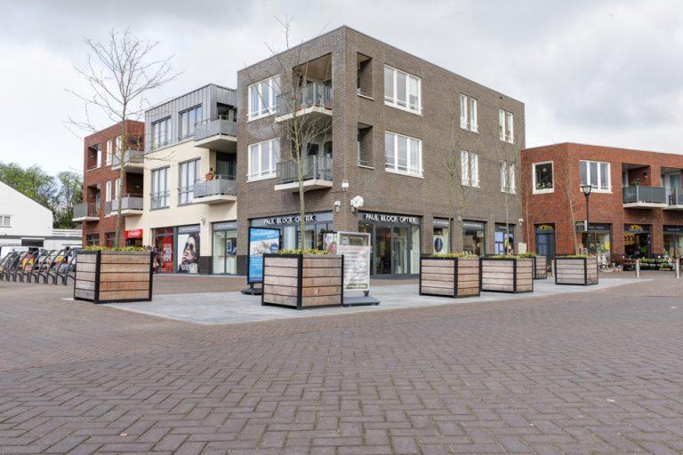 Centrum Eijsden tegelpaden en pleinen duurzaam onkruidvrij